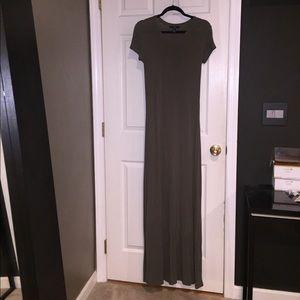 Forever 21 Dresses - Forever 21 T-shirt Maxi Dress